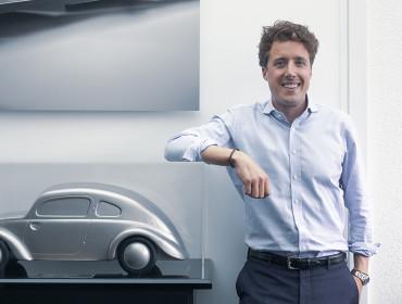 Nouveau directeur général au Porsche Zenter Lëtzebuerg