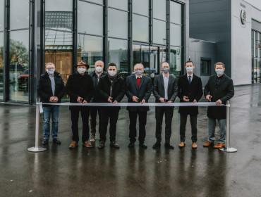 Nouveau showroom à Roost : Le Garage Claren&Cie est désormais distributeur officiel des marques ŠKODA, SEAT et CUPRA.